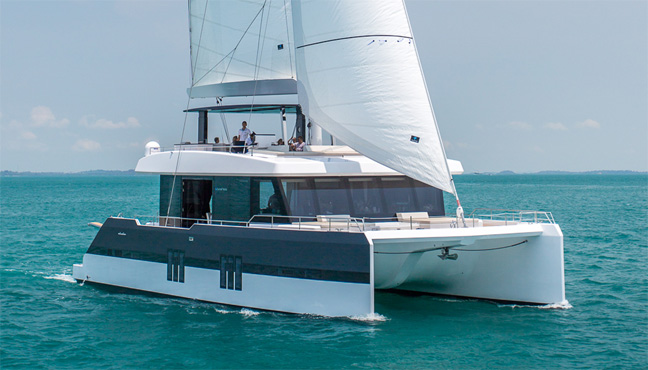 Sunreef Supreme 68 Eagle Wings