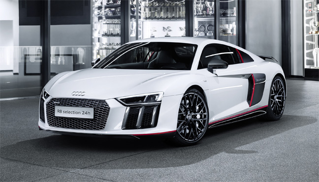 Audi R8 Coupé Selection 24H
