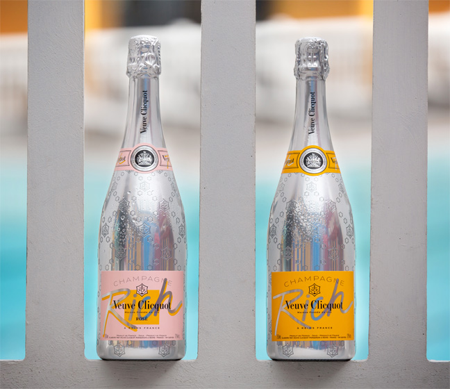 Veuve Clicquot Collection Rich