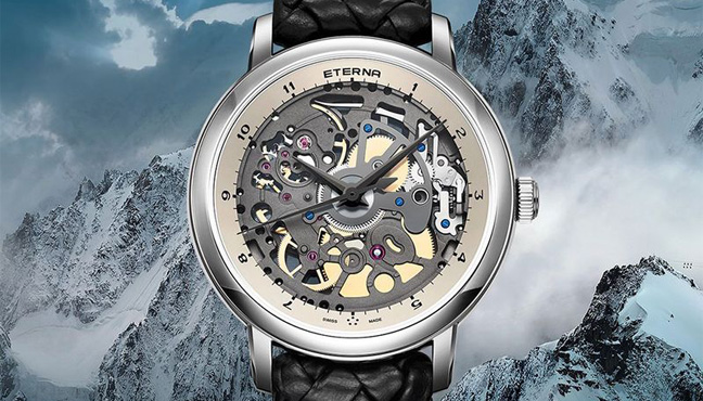 Eterna Skeleton