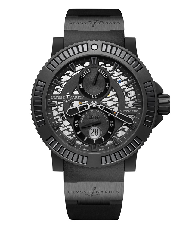 Ulysse Nardin Diver Black Sea