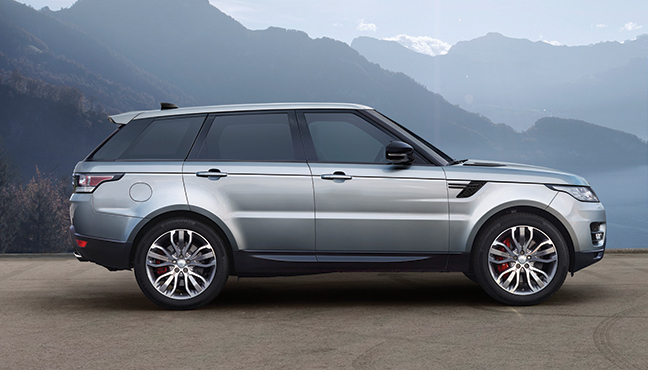 the 7 exclusive journal nouvelle motorisation pour le range rover sport. Black Bedroom Furniture Sets. Home Design Ideas