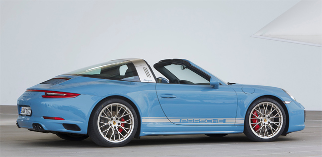 Targa 4S Exclusive Design Edition
