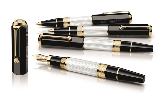 Montblanc William Skakespeare