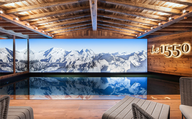 Chalet 1550 Courchevel