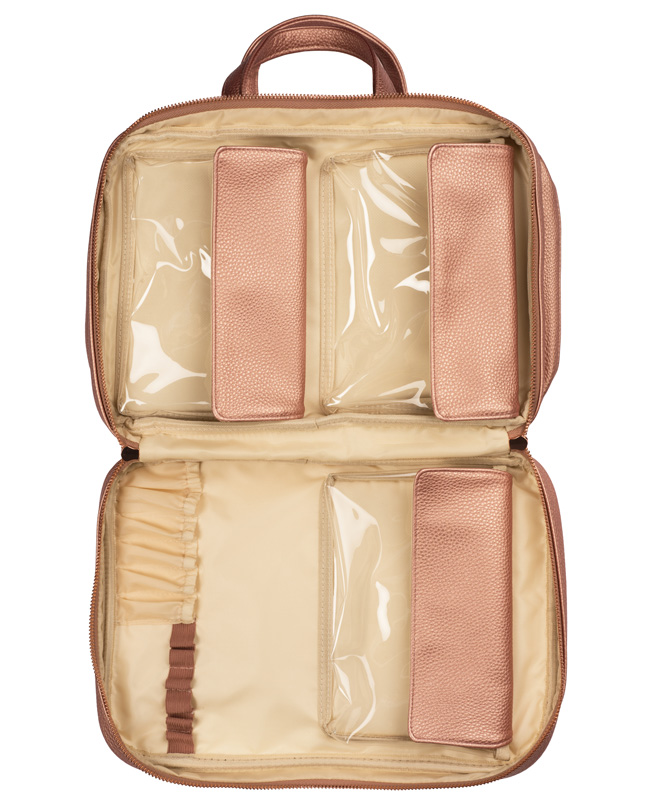 Zoe Bag Rose Golden