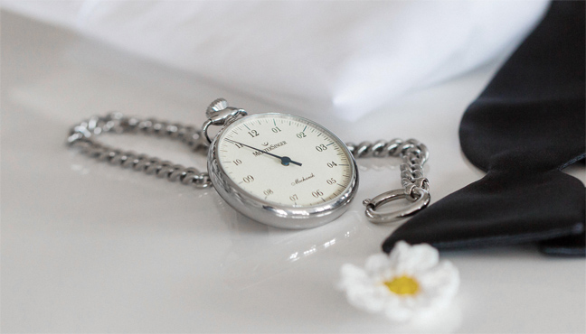 MeisterSinger Pocket Watch