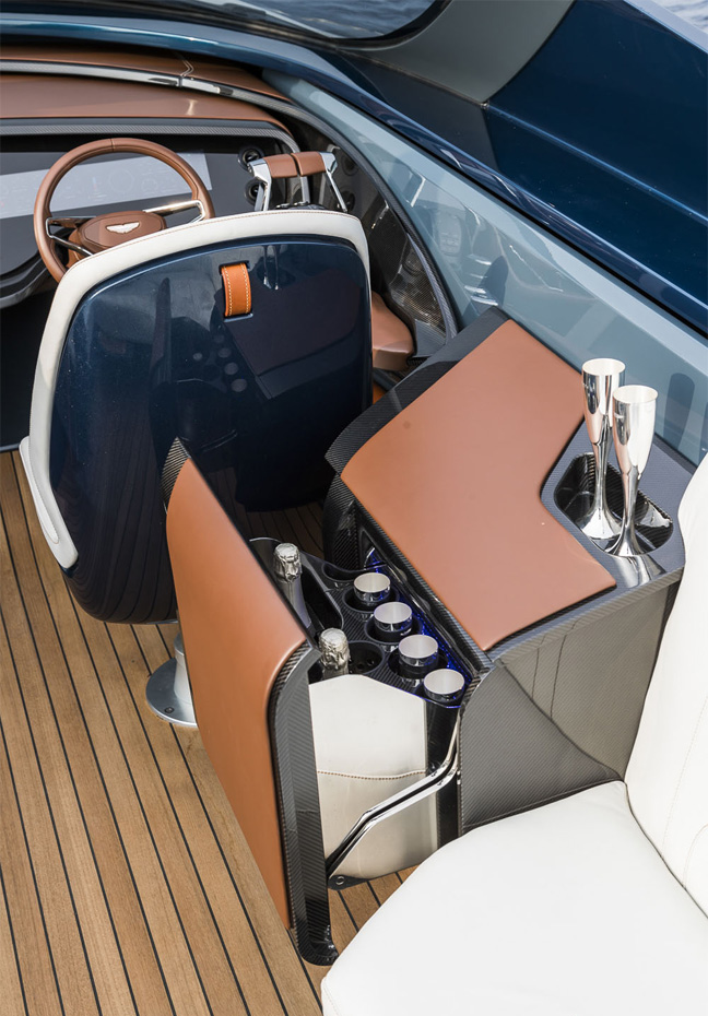 The 7 Exclusive Journal Aston Martin Am37 By Quintessence