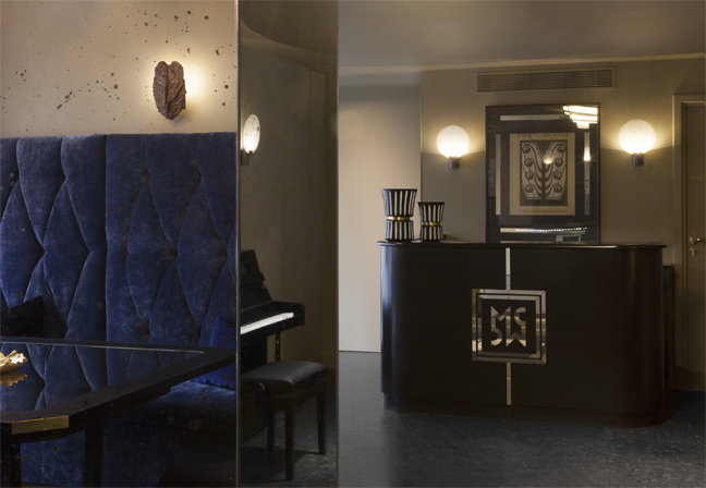 the 7 exclusive journal retour aux ann es folles au bar de l 39 h tel monsieur cadet. Black Bedroom Furniture Sets. Home Design Ideas
