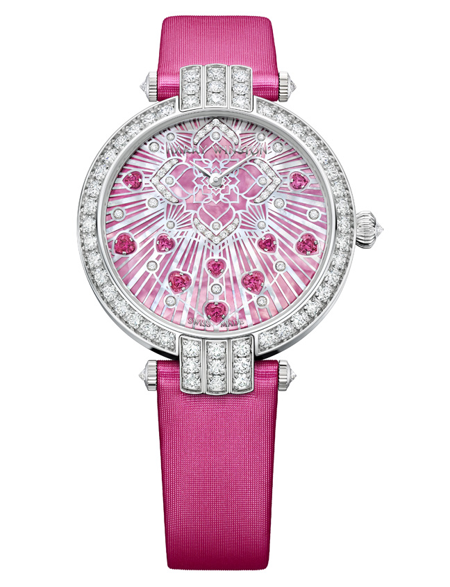 Harry Winston Premier Precious Love Automatic 36 mm