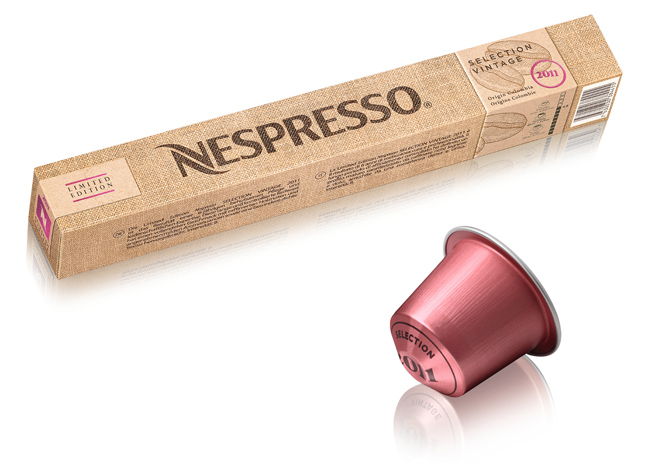Nespresso Selection Vintage 2011