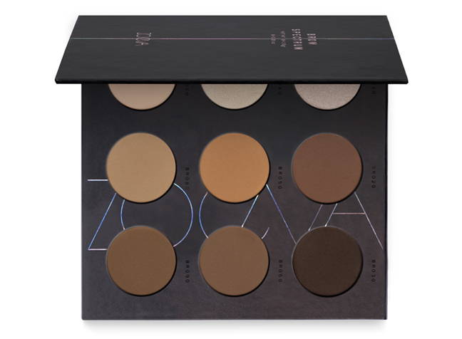 Zoeva Brow Collection