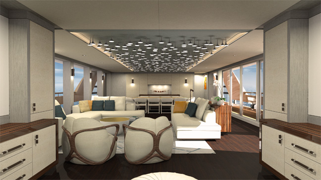 Couach 38M Lounge Explorer