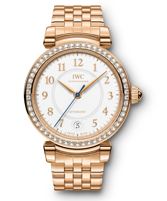 IWC Shaffhausen Da Vinci 36 mm