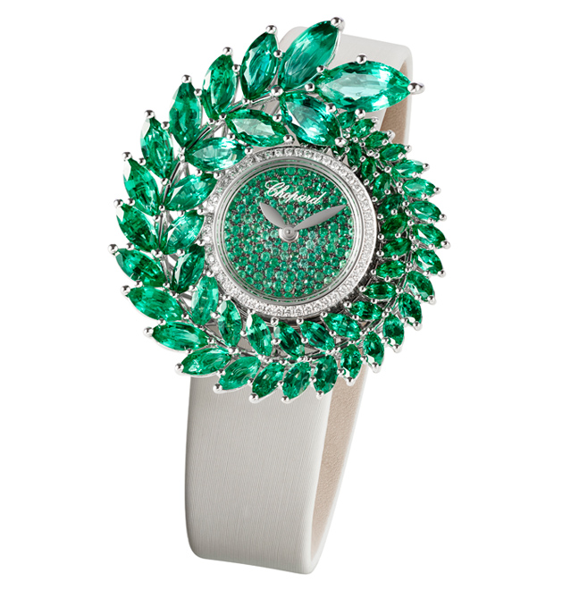 Chopard Green Carpet