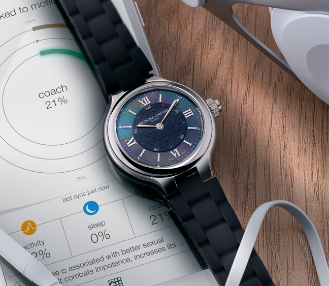 Horological Smartwatch Notify