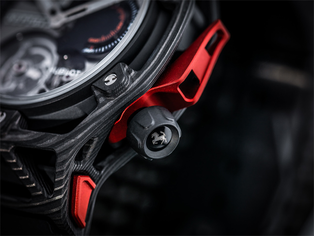 Ferrari 70 Years Tourbillon Chronographe