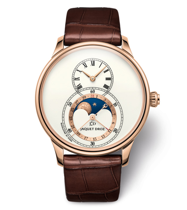 Jaquet Droz Grande Secondes Moon