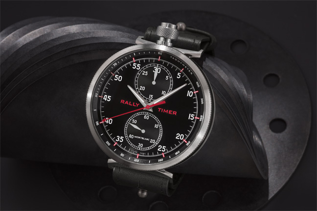 Montblanc TimeWalker Rally Timer Counter