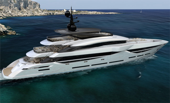The 7 exclusive journal isa yachts entre dans une nouvelle for Prezzo yacht 50 metri