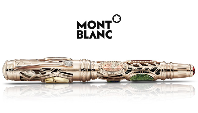 Montblanc Hommage à Scipione Borghese