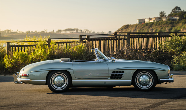 Mercedes-Benz 300 SL Roadster 1960