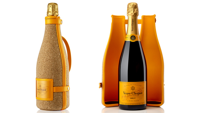 Clicquot Cork Ice Jacket