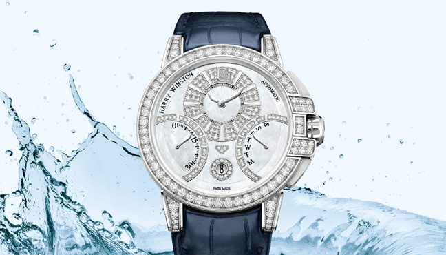 Harry Winston Ocean Biretrograde Automatic 42 mm