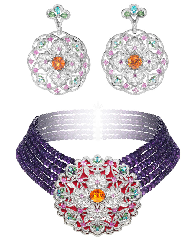 Chopard Silk Road Collection