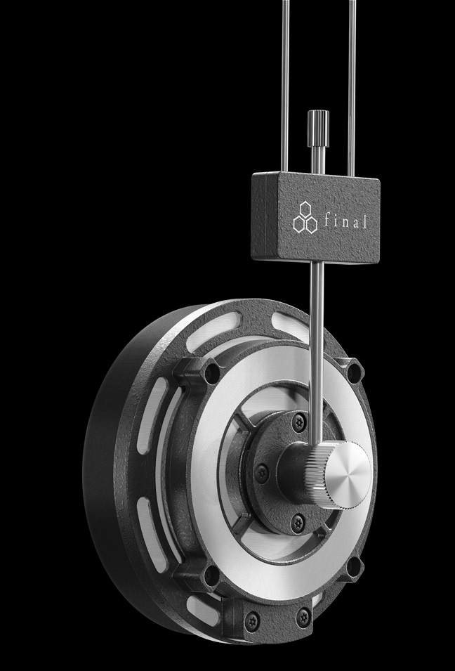Final Planar magnetic headphones