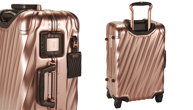 Tumi 19 Degree Gold Rose
