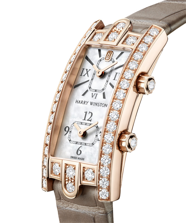 Harry Winston Avenue C Dual Time