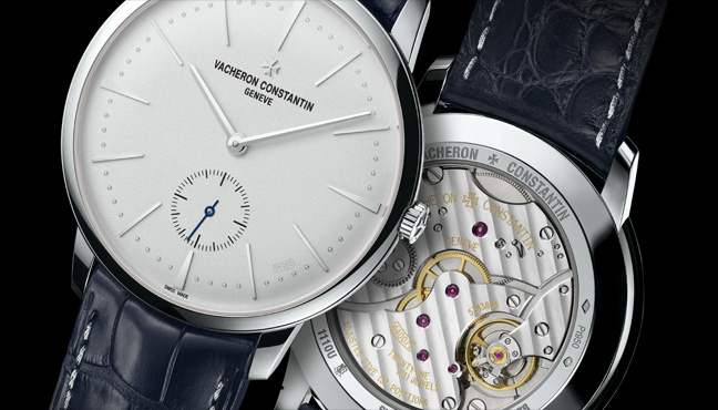 Patrimony Collection Excellence Platine