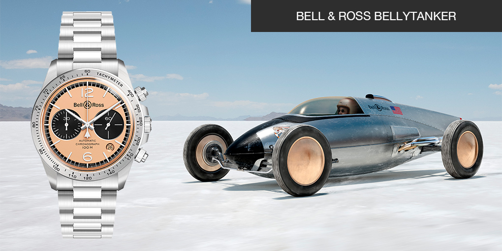 Bell & Ross Bellytanker