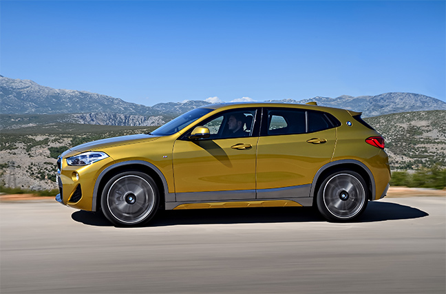 the 7 exclusive journal bmw x2 le nouveau suv coup de bmw. Black Bedroom Furniture Sets. Home Design Ideas