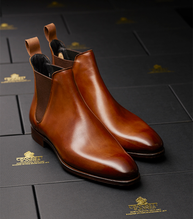 Crockett & Jones Jermyn Street London