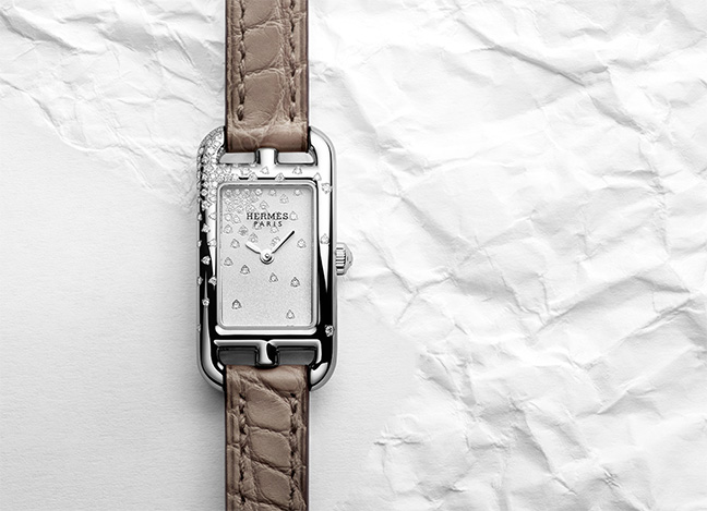 Hermès Nantucket Jeté de diamants