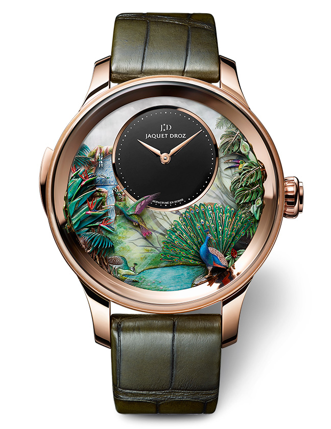 Jaquet Droz Tropical Bird Repeater