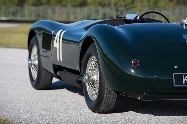 Jaguar Type C de 1952