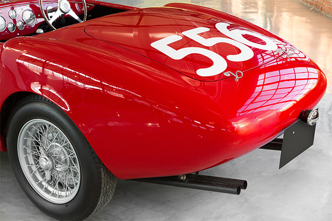 Ferrari 166 MM Spider 1953