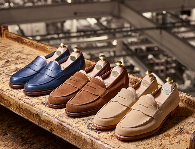 Crockett & Jones printemps-été 2018