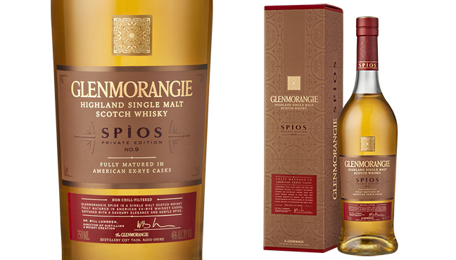 Glenmorangie Spìos Private Edition n°9