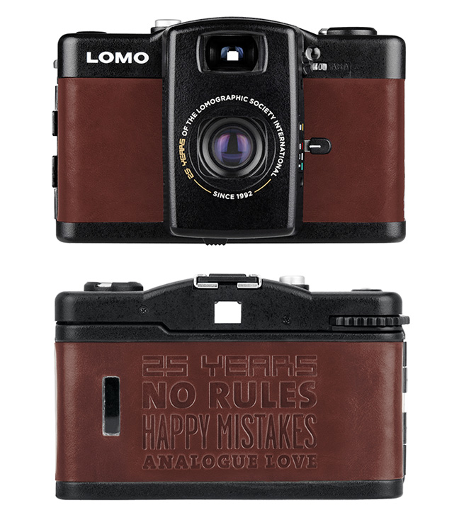 Lomography LC-A 25th Anniversary Editions