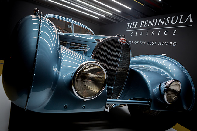 Peninsula Classics Best of the Best Award 2018