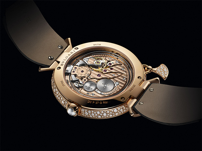Bulgari Diva Finissima Répétition Minutes