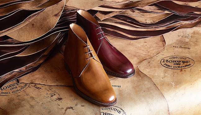 Crockett & Jones Chukka Anniversaire