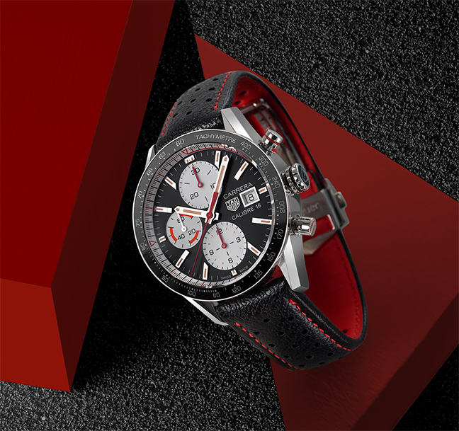 TAG Heuer Carrera Calibre 16 Chronographe