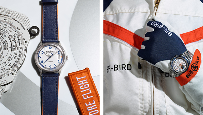 Bell & Ross Racing Bird
