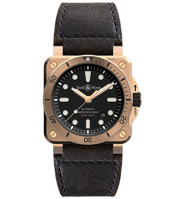 Bell & Ross Diver Collection