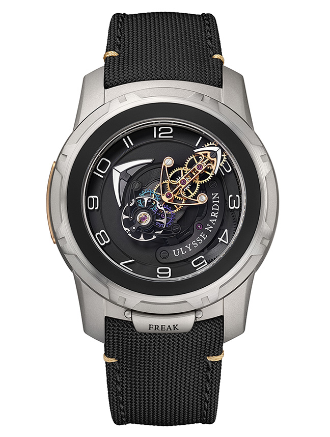 Ulysse Nardin Freak Out